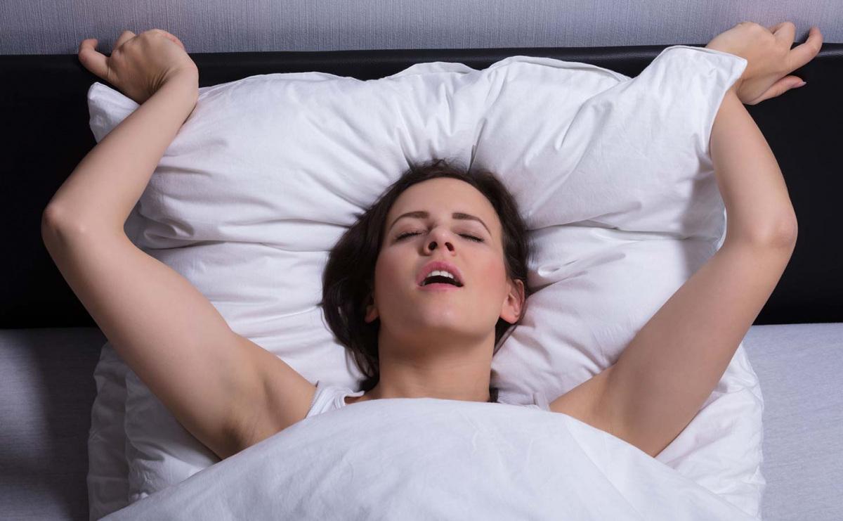A női orgazmus valódi