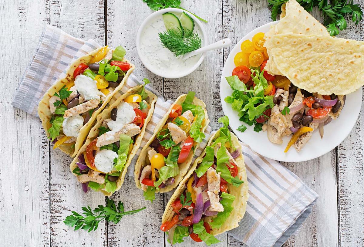 taco harang fogyókúra lány