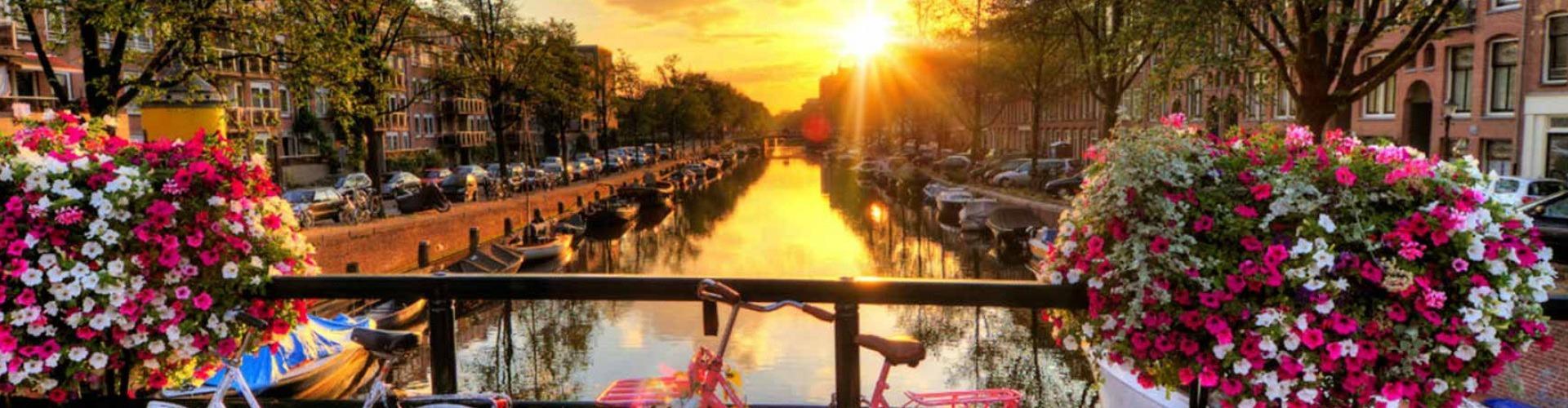 Hollandia – Amszterdam és az Északi-tenger
