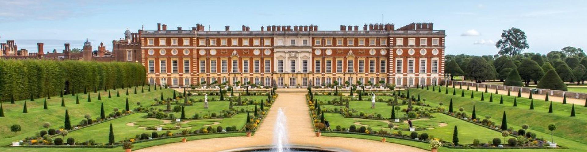 London + Délkelet-Anglia mesés kastélyai és kertjei