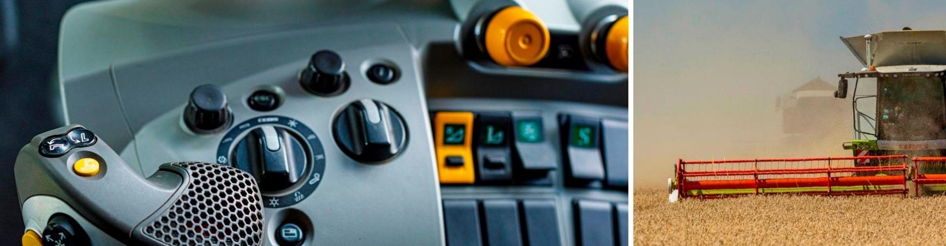 És itt van a joystick…