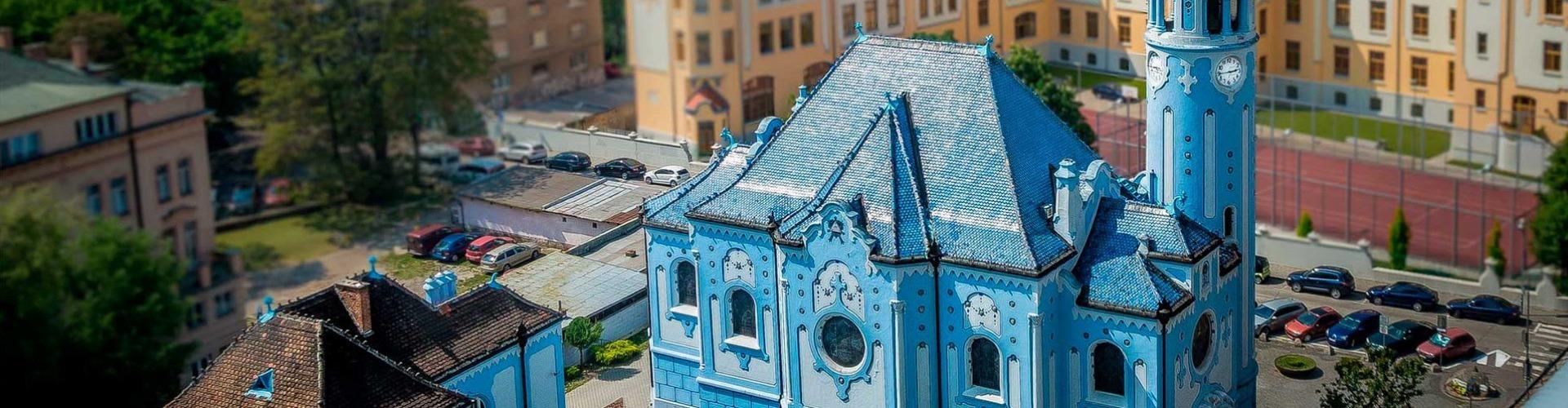 A boldog békeidők épületei