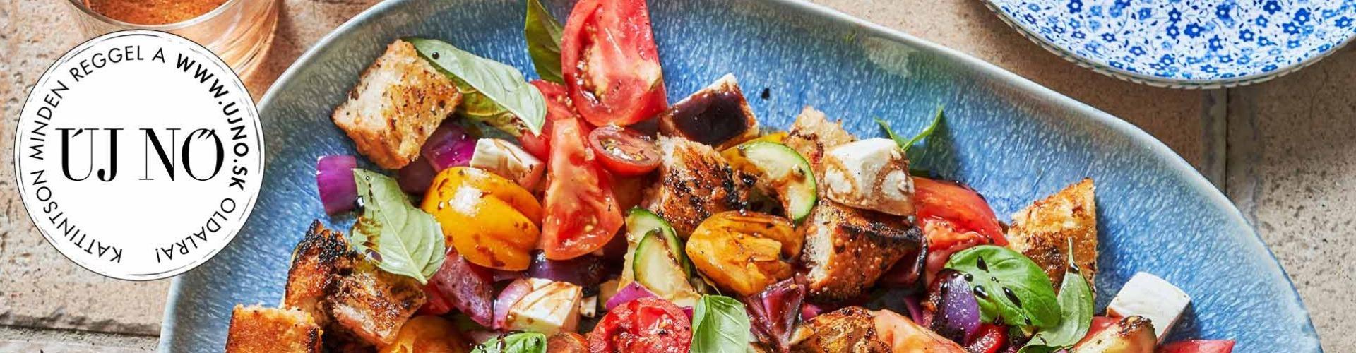 Nyári salátaözön