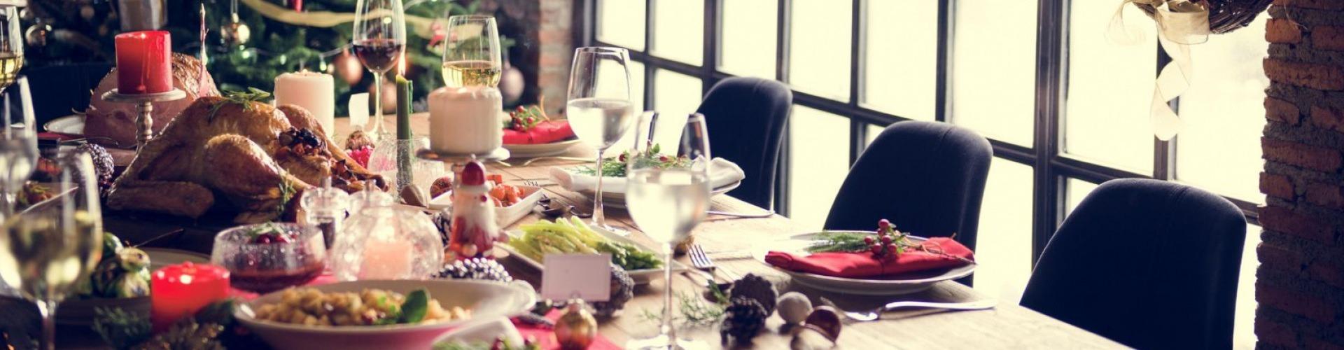 Kinél vacsorázzunk szenteste: nálatok vagy nálunk?