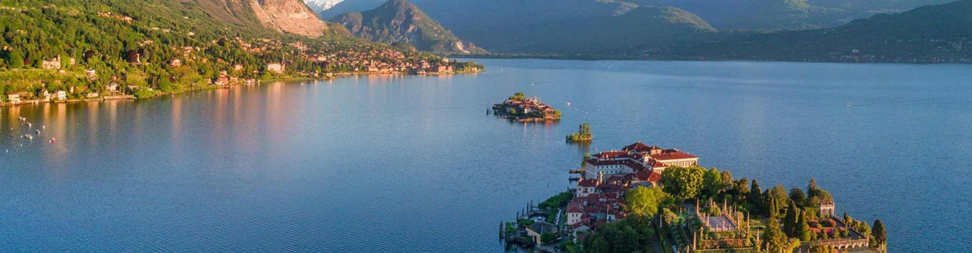Lago Maggiore – kiruccanással Svájcba és Milánóba