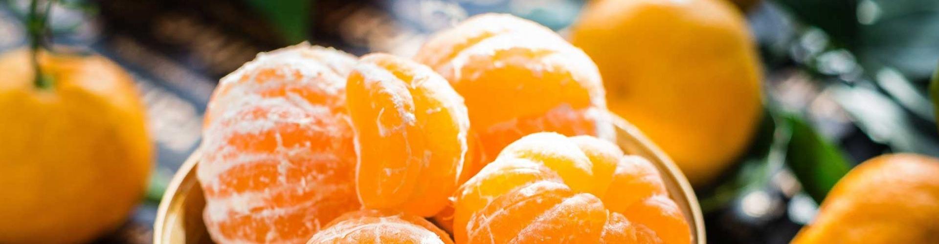 A mandarin