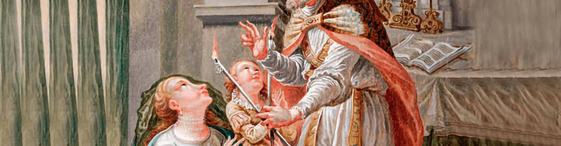 Fáj a torkod? Megvéd a Balázs-áldás!