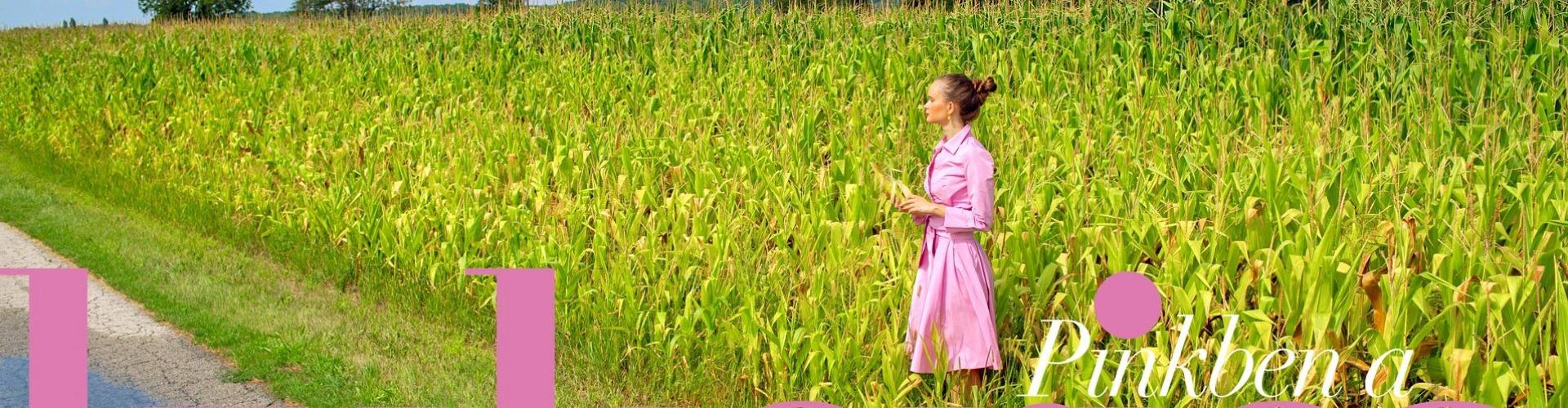 Pinkben a kukorica