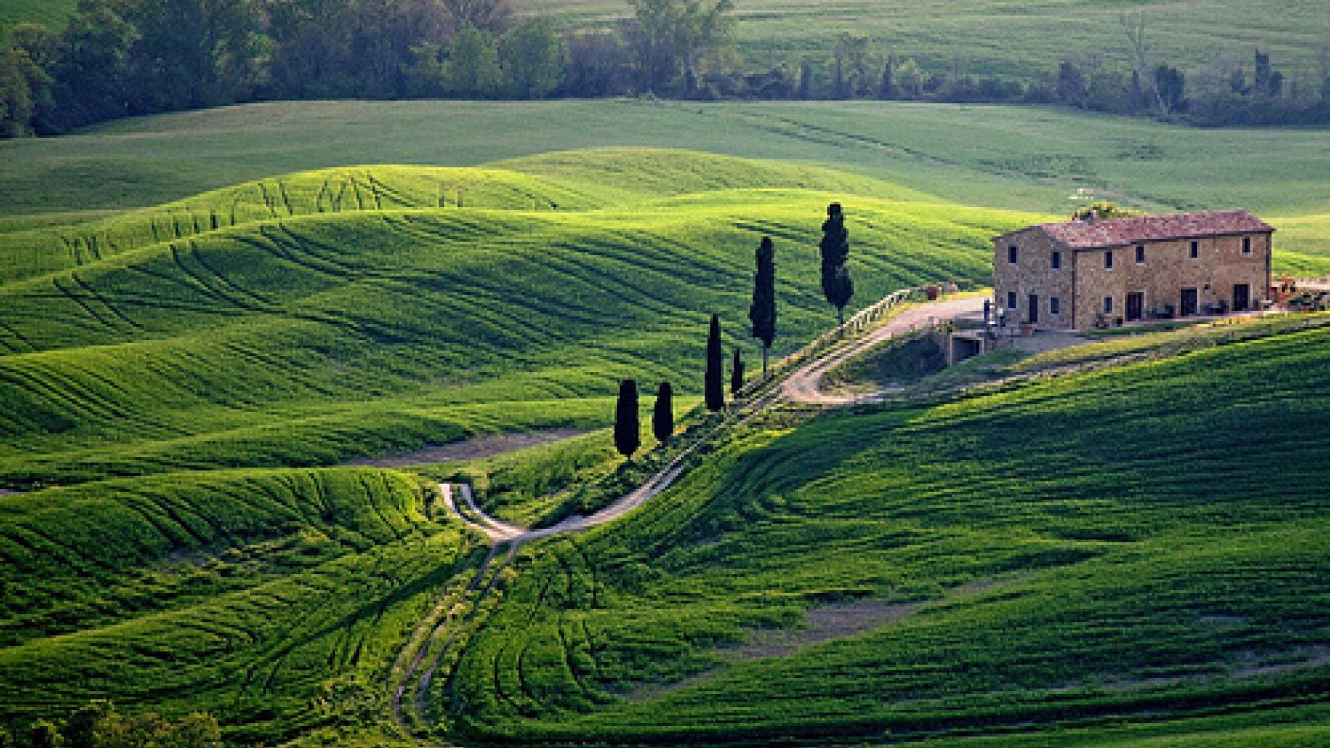 Toscana, a földi paradicsom