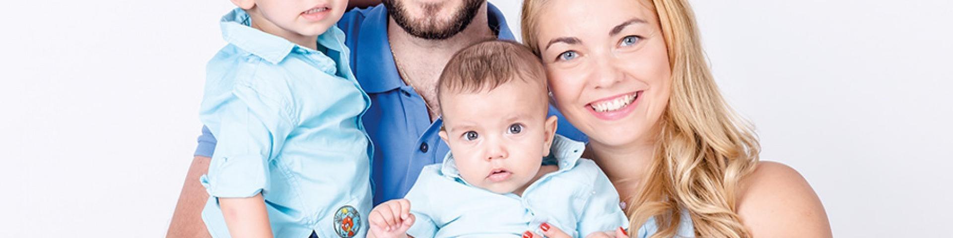 Milyen szép ez a magyar család!
