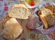 Ági kovászos kenyere