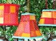 Patchwork lámpaernyő