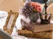 Barokkos terítés esküvőre