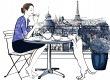 Mit esznek a francia nők?