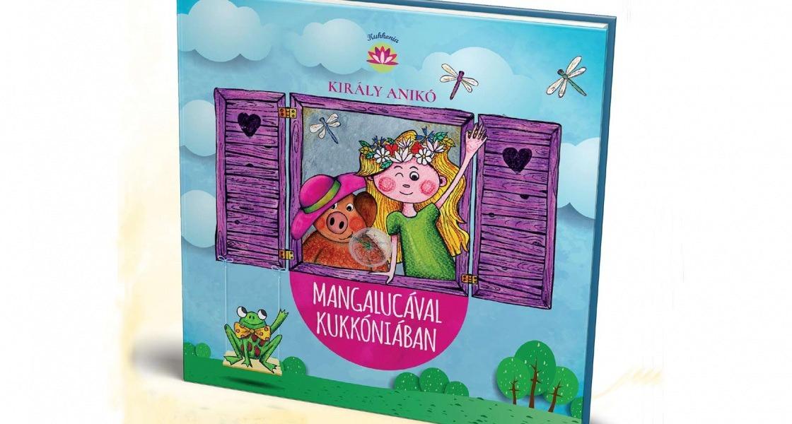 Új Nő könyvajánló - Mangalucával Kukkóniában