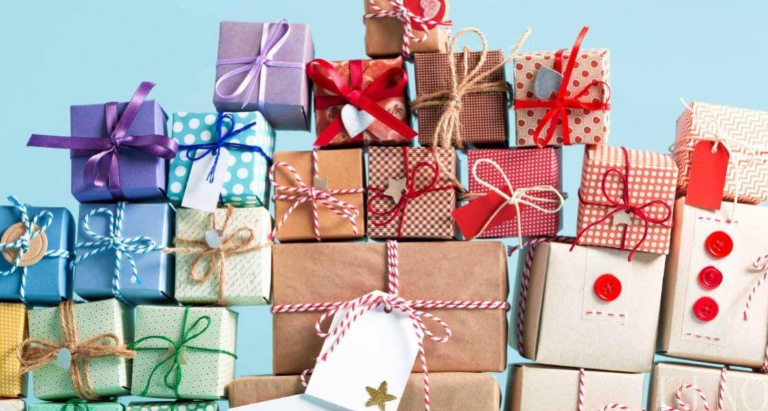 A karácsonyi ajándékeső nyertesei