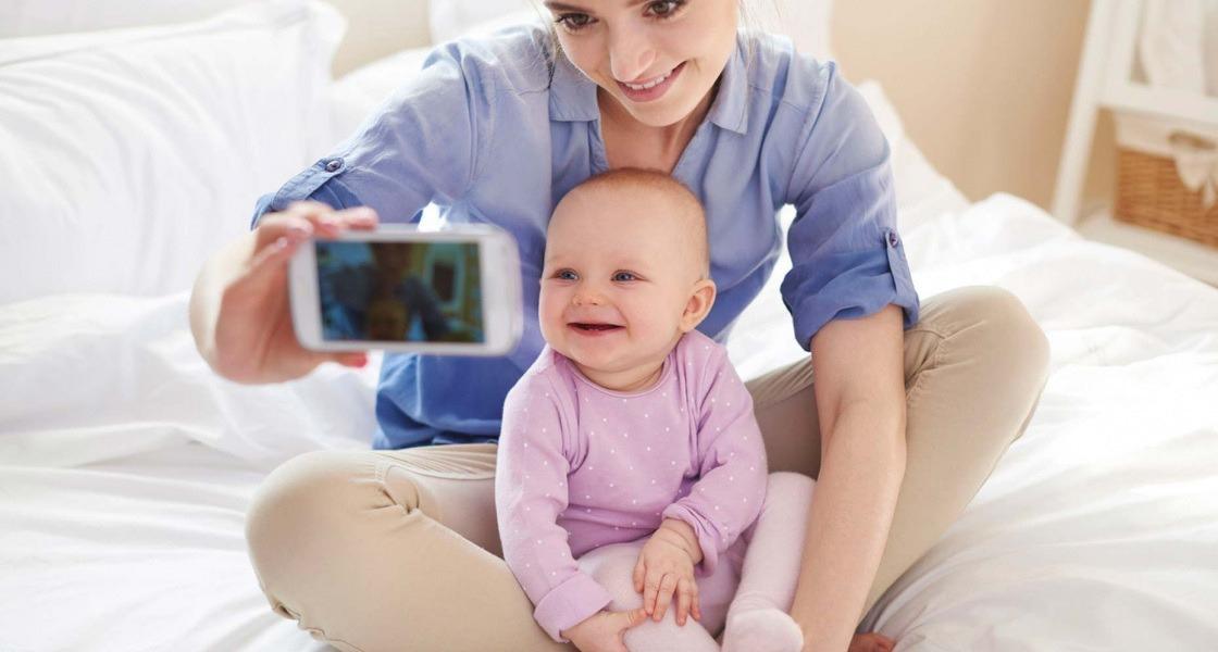 A modern anyák