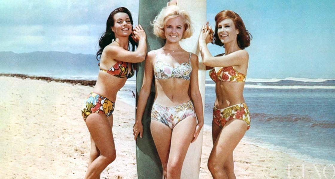 A bikini diadala
