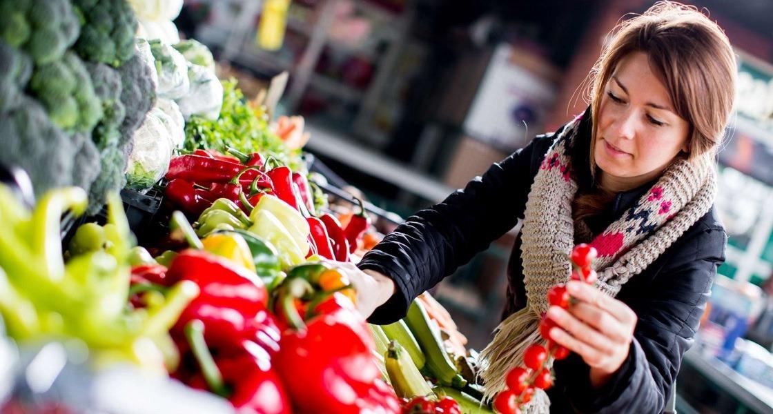 Naponta vásároljon az, aki egészséges akar maradni