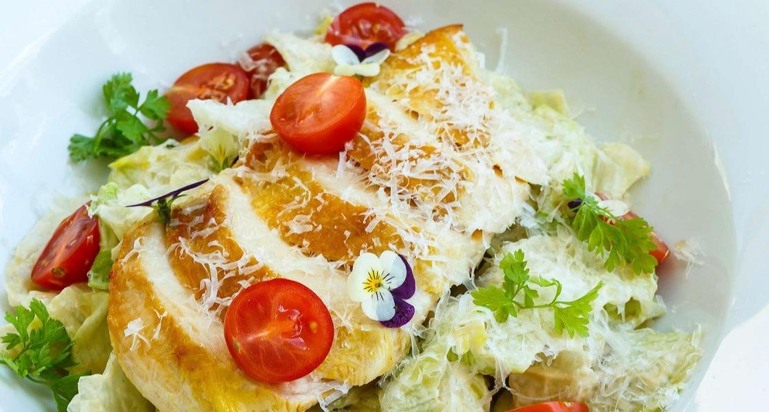 A CÉZÁR-saláta