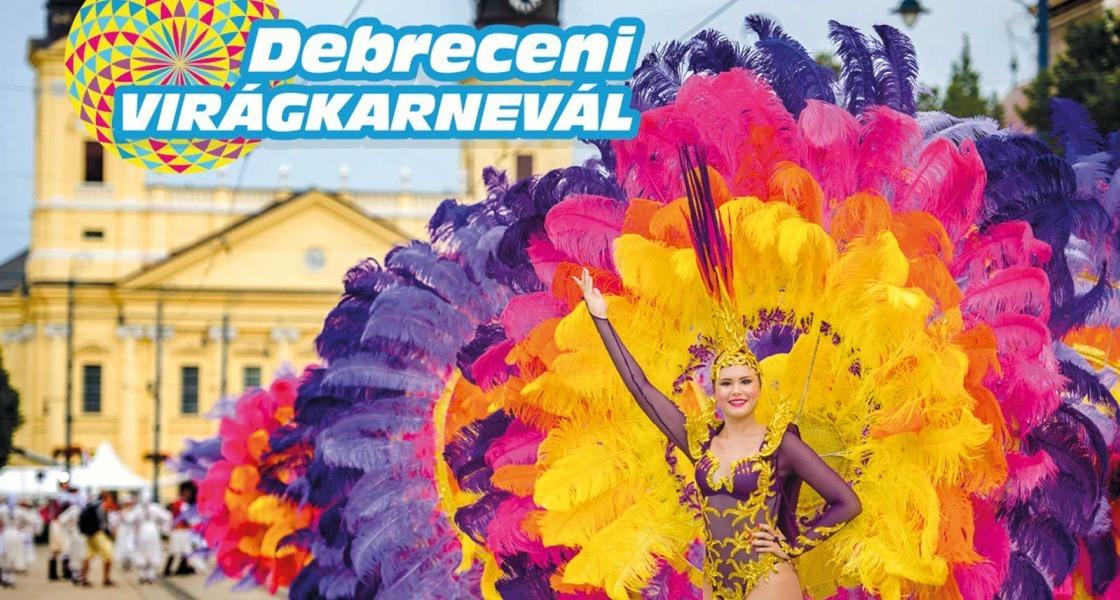 Virágkarnevál Debrecenben, fürdő Hajdúszoboszlón, a Hortobágyi Nemzeti Park