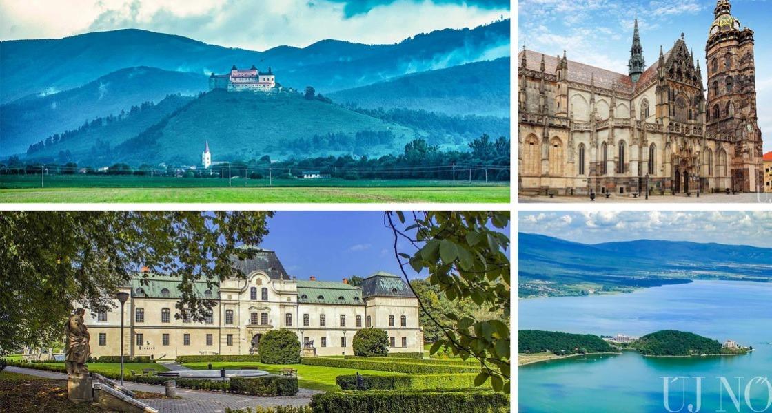 Járjuk be együtt Délkelet-Szlovákiát!
