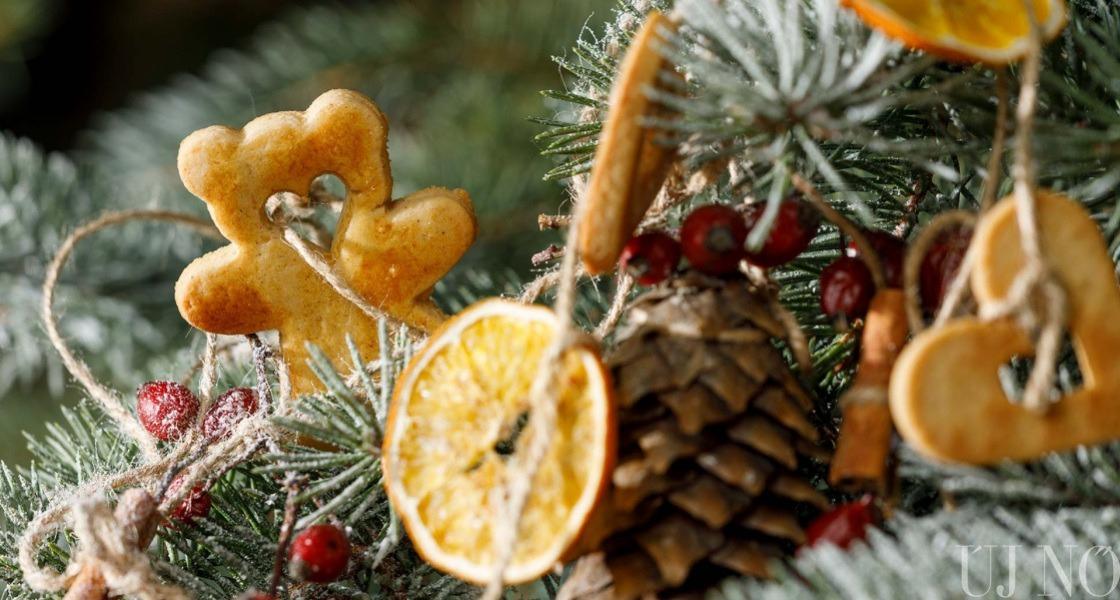 Az én karácsonyi díszeim