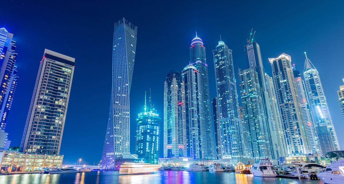 Dubaj és Abu Dhabi