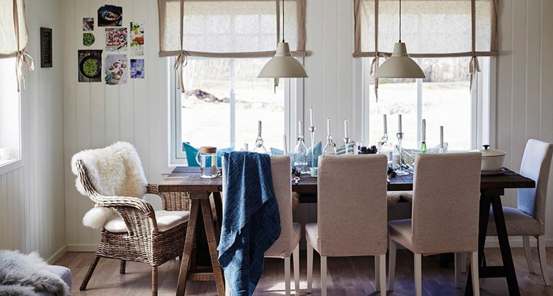 A svéd otthon