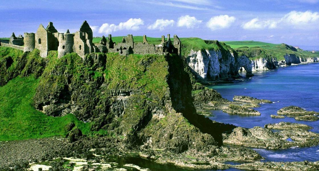 Írország – a smaragdzöld sziget