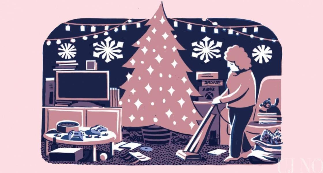 A karácsony utóélete