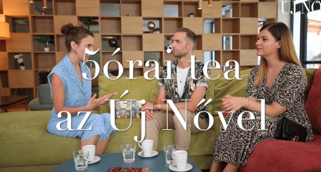 5órai tea az Új Nővel
