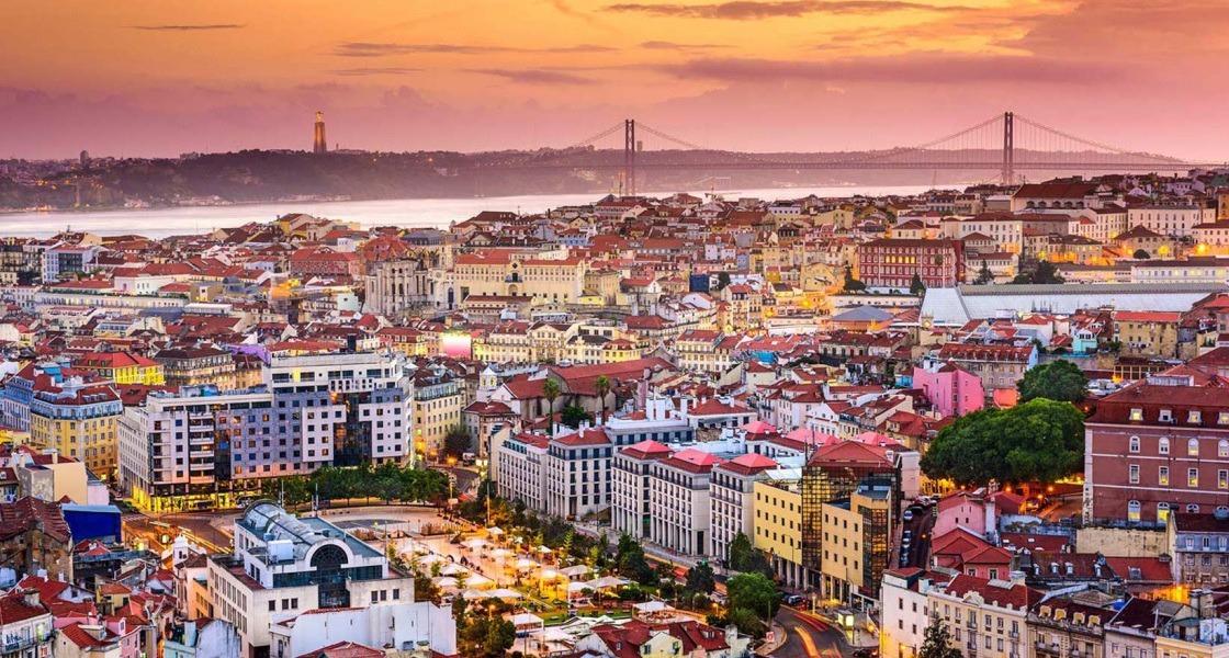 Az Ibériai-félsziget gyöngyszeme: Lisszabon