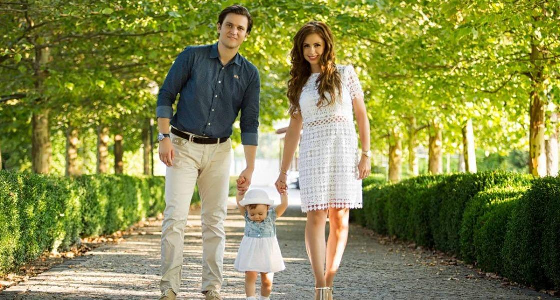 Szép magyar család