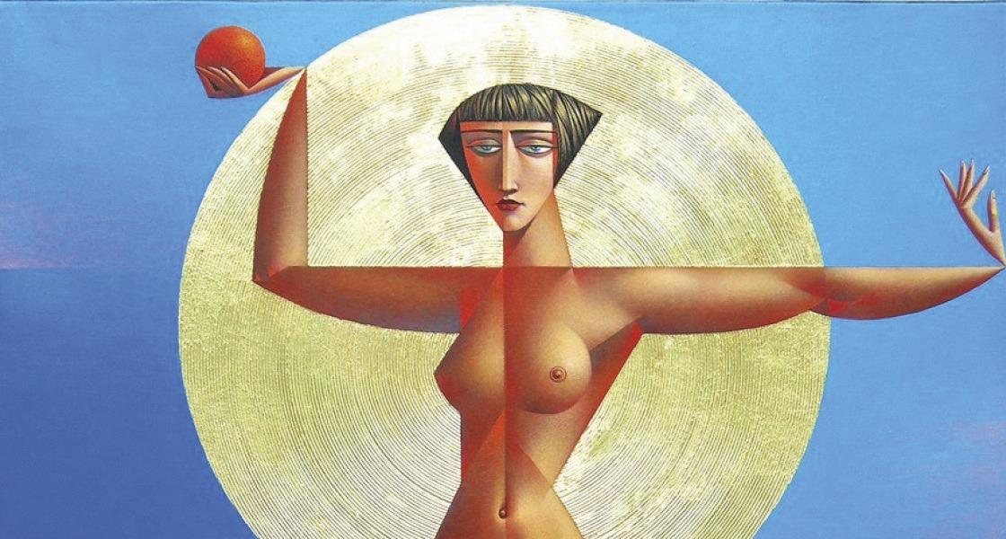 A nő és a melle