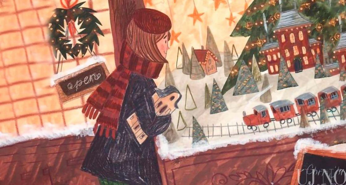 Karácsonyi csodák a Pepita kávézóban