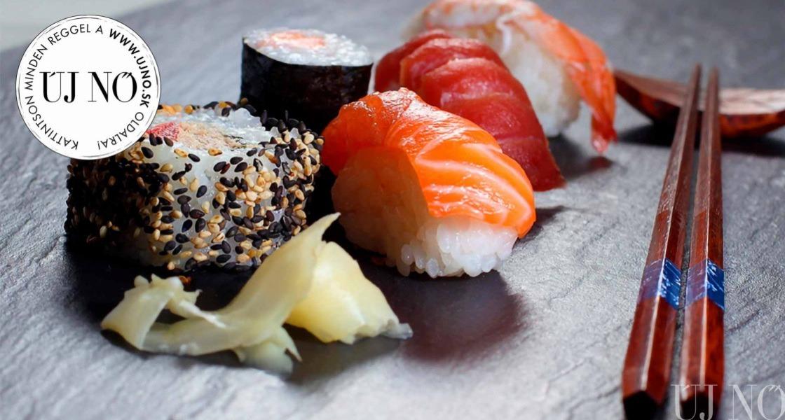 Imádjuk a sushit, de tudunk róla bármit is?