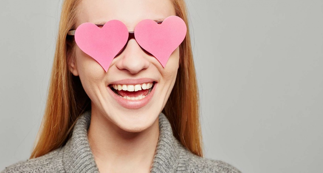 A rózsaszín szemüveg