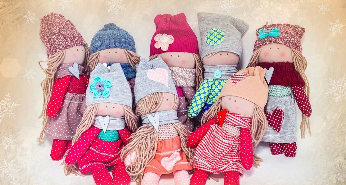Téli babák