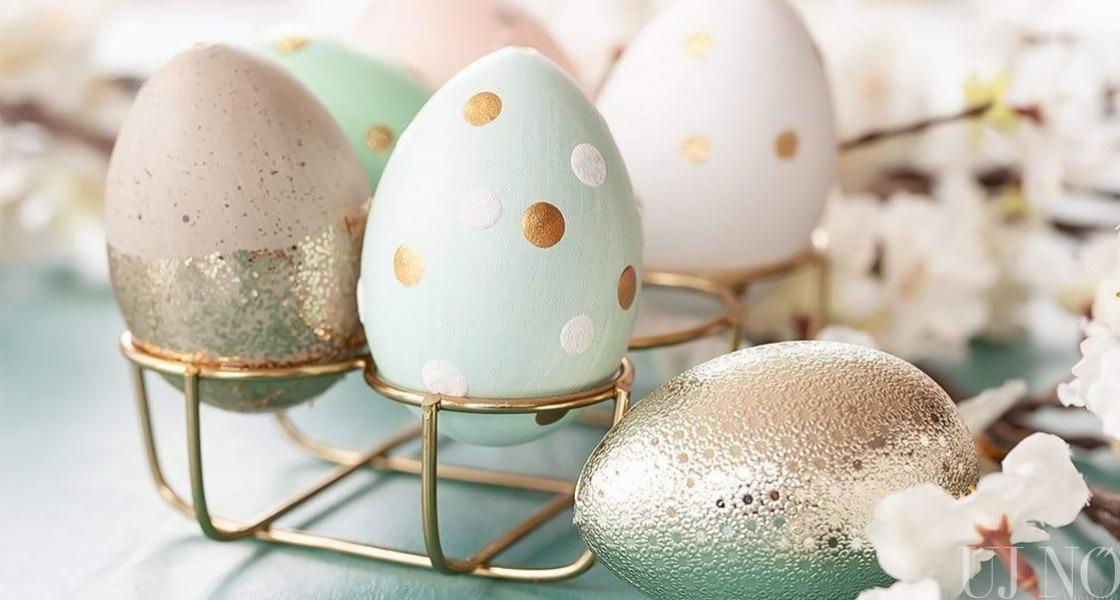 Húsvéti tojásfestés