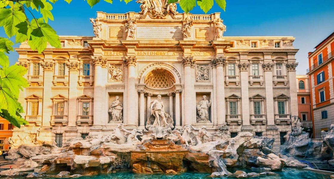 Róma azoknak, akiknek egyszer nem elég!