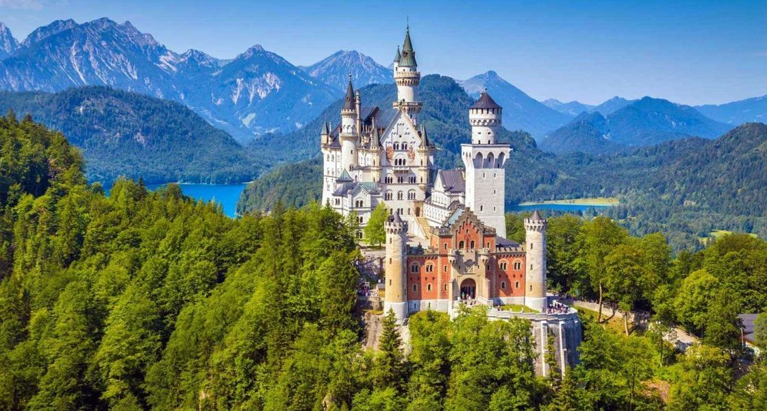 Mesebeli kastélyok