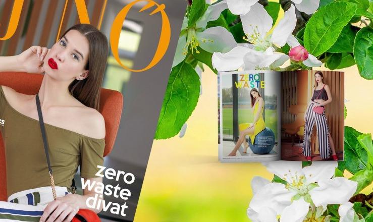Embedded thumbnail for Ilyen lett az Új Nő májusi száma