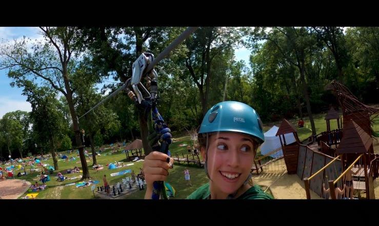 Embedded thumbnail for Csallóközi sportok